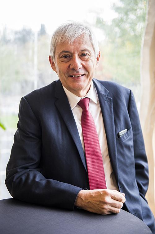 Thierry Pajaud, Directeur Général d'Envoi