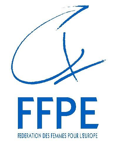 Logo Fédération des Femmes Pour l'Europe