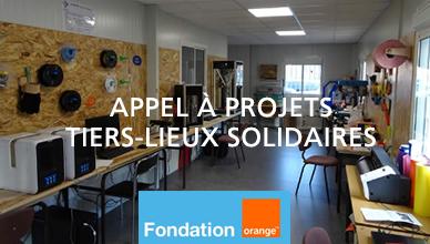 Appel à projets tiers lieux solidaire